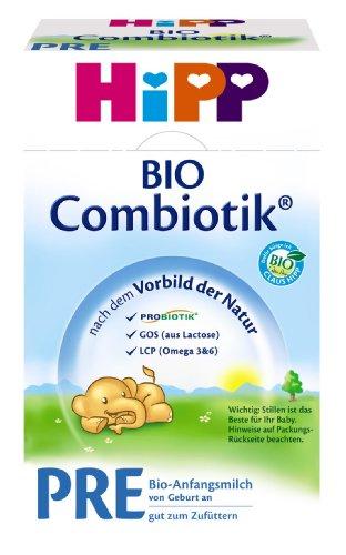 HiPP PRE BIO Combiotik 600g, 4er Pack (4 x 600 g) - 1