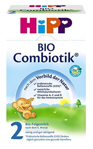 Hipp Combiotik Pre Erfahrungen