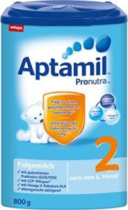 Aptamil Pronutra 2 Folgemilch, nach dem 6. Monat, 4er Pack (4 x 800 g) - 1