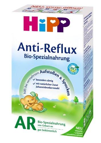 Hipp 75651 Anti-Reflux Bio-Spezialnahrung, 4er Pack (4 x 500 g) - Bio - 1