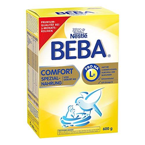 BEBA Comfort - Spezialnahrung von Geburt an, 3er Pack (3 x 600 g) - 2